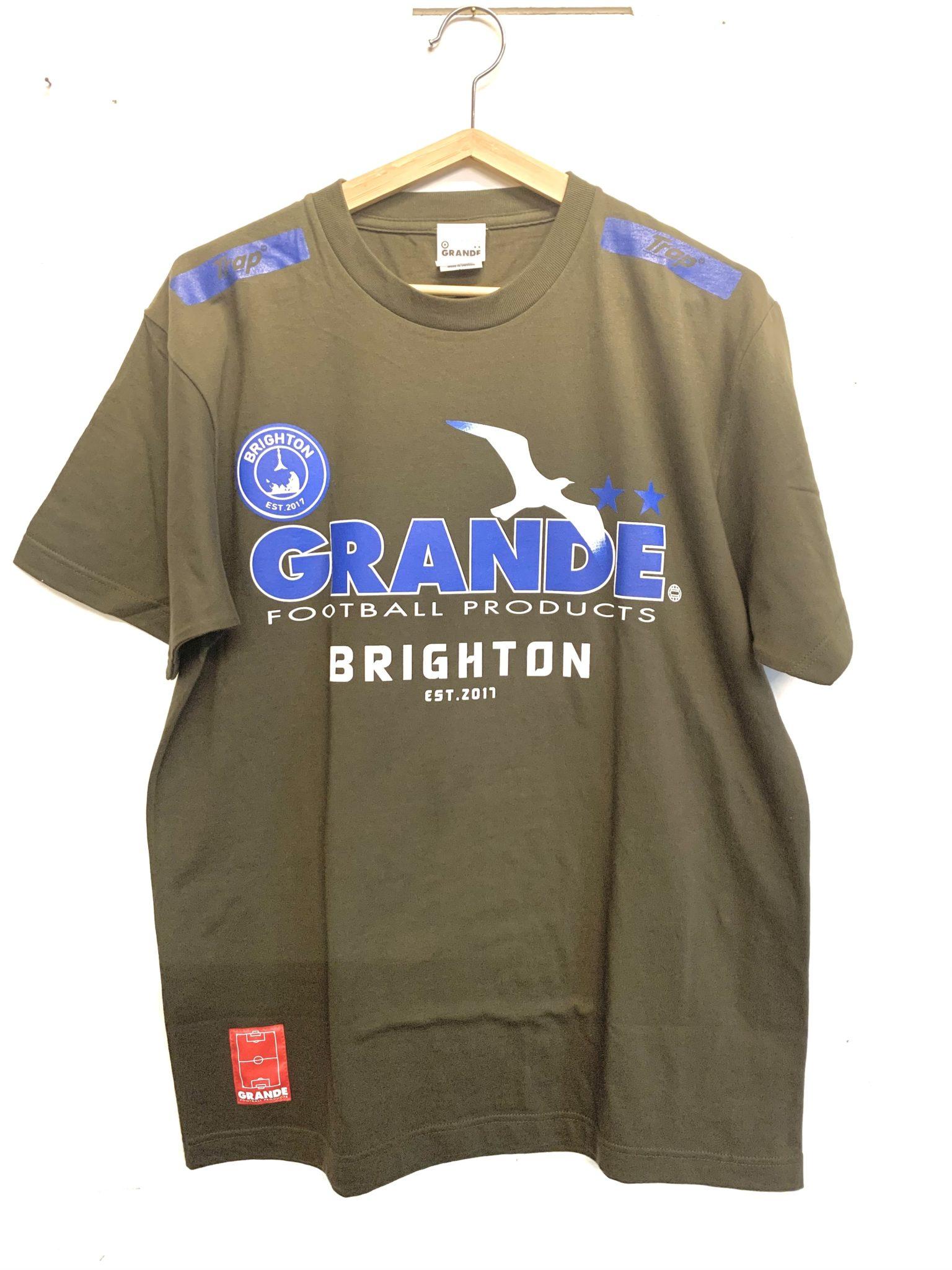 BRIGHTON × GRANDE T-Shirts
